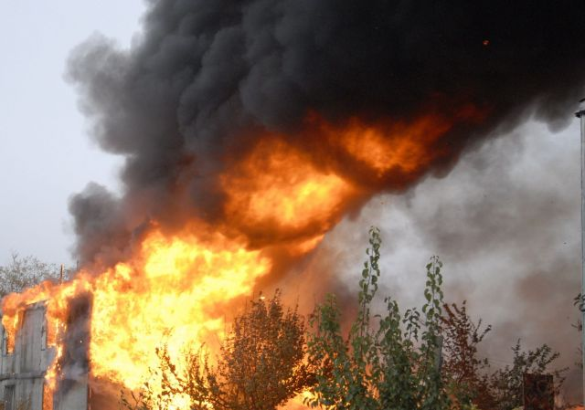 На Ставрополье в пожаре погиб 56-летний мужчина