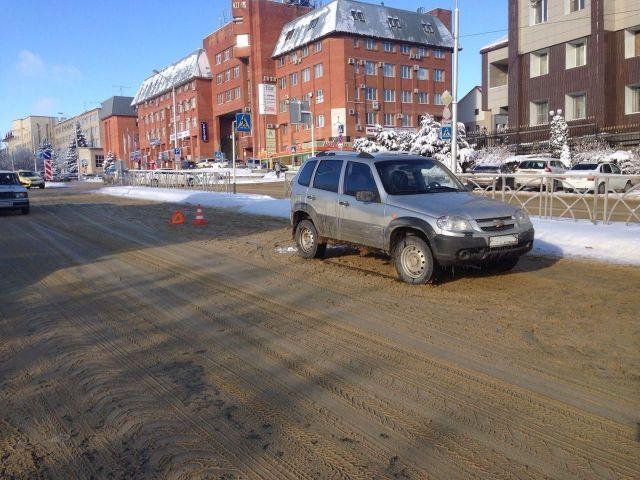 В Ставрополе мальчик угодил под колёса иномарки
