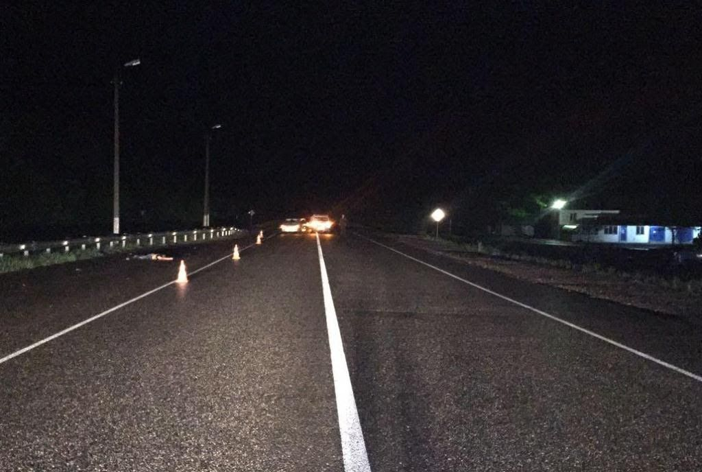 На Ставрополье водитель легковушки насмерть сбил мужчину