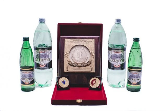 Ставропольская минеральная вода получила золотые медали на международном симпозиуме