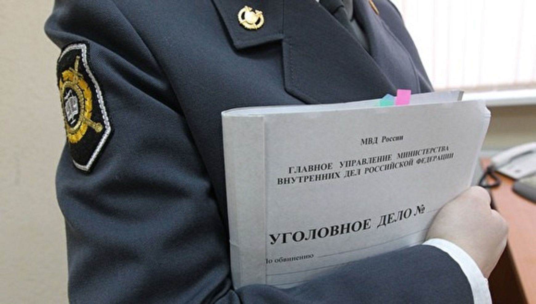 На Ставрополье начальник отряда отдела по воспитательной работе с осуждёнными подозревается в получении взятки