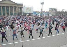Праздник здоровья пройдет по всему Ставрополю на этой неделе