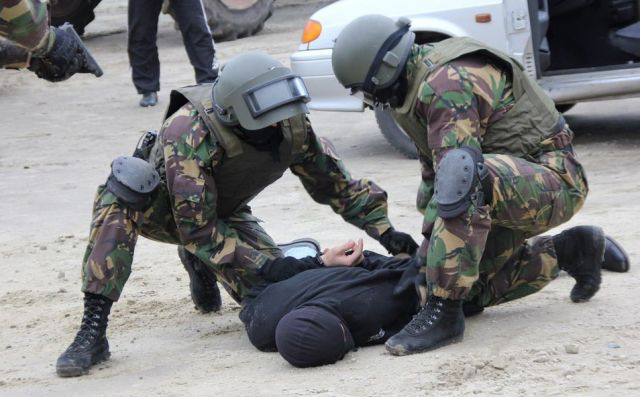 На Ставрополье проходят антитеррористические учения
