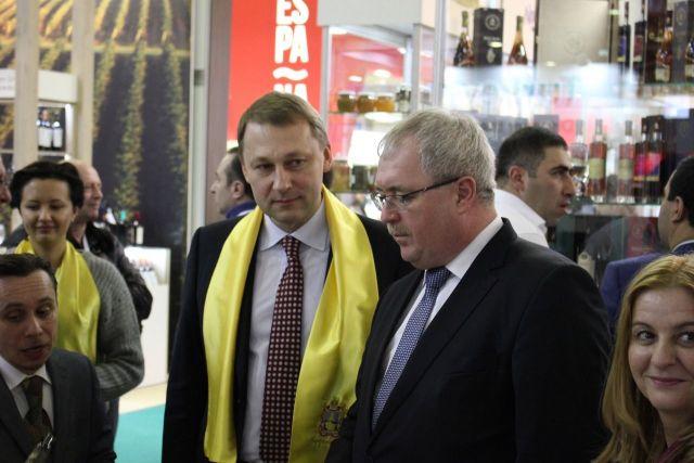 Продукция ставропольских производителей широко представлена на международной выставке «ПРОДЭКСПО-2018»