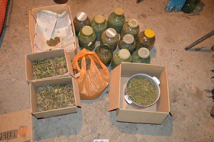 Ставрополец хранил у себя дома 7 килограммов марихуаны