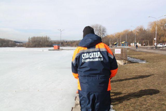 Ставропольские спасатели достали из водоёмов трёх собак