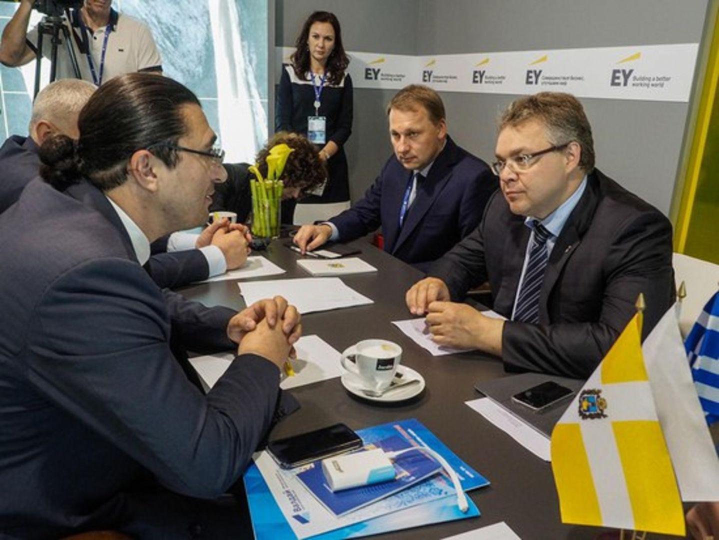 В Пятигорске планируют открыть греческий визовый центр