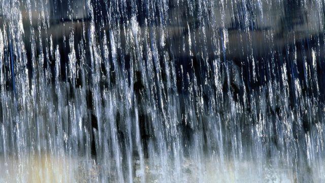 В регионах СКФО возможны ЧП из-за сильного дождя и штормового ветра