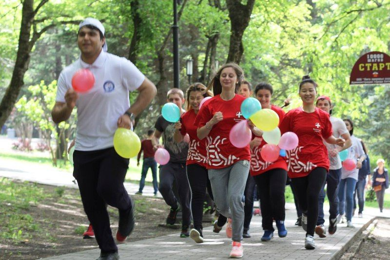 Спортивные организации Чувашии присоединились какции борьбы соСПИДом