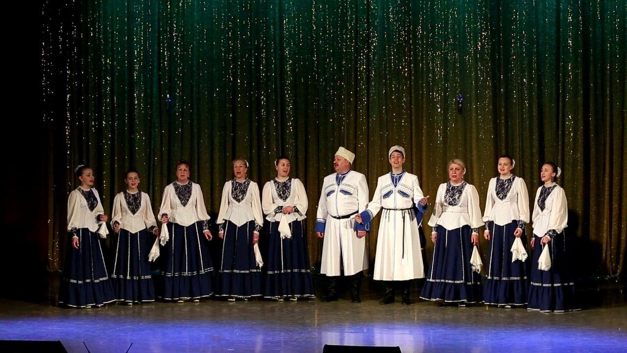 Ессентукская «Казачья душа» стала лауреатом Всероссийского турнира национальных культур и фольклора