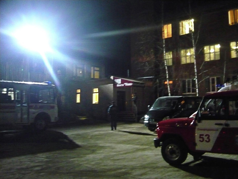 В одном из многоэтажных домов Ставрополя неизвестный взорвал гранату