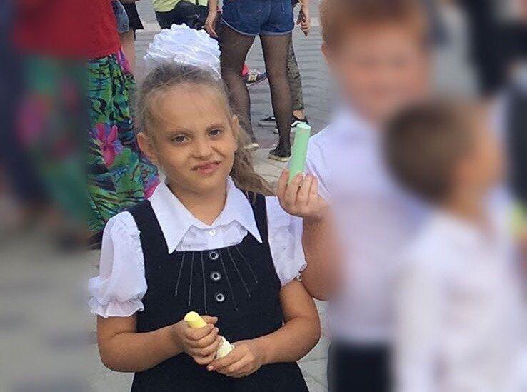 ВПятигорске изшколы пропала 7-летняя девочка