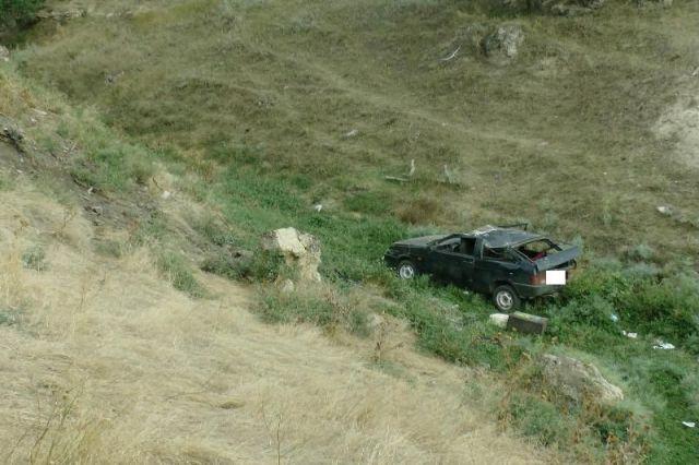 На Ставрополье водитель сбежал с места ДТП, оставив троих пострадавших