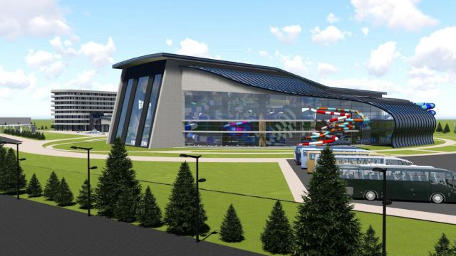 В Ставрополе построят крупнейший в регионе аквапарк