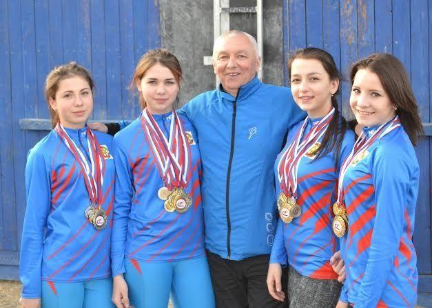 Ставропольская команда по пожарно-прикладному спорту установила новый рекорд России