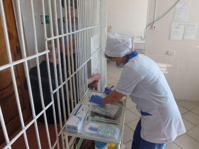 В ставропольских тюрьмах проводят геномную регистрацию