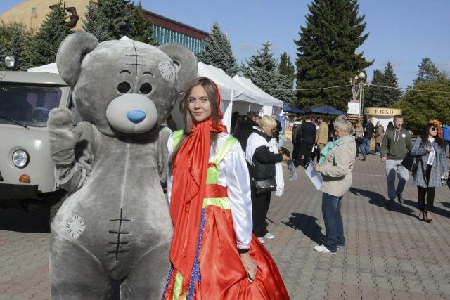 В Ставрополе впервые прошёл фестиваль туризма
