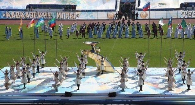 Ставропольская команда примет участие в ежегодных Кавказских играх