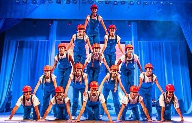Ставропольские танцоры одержали победу на Всероссийском конкурсе