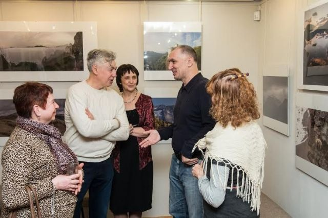 В Ставрополе открылась персональная выставка Арсена Алабердова