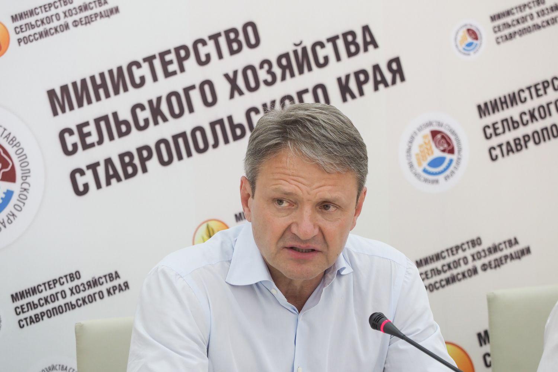 Министр сельского хозяйства РФ пообещал оказывать помощь для развития АПК Ставрополья