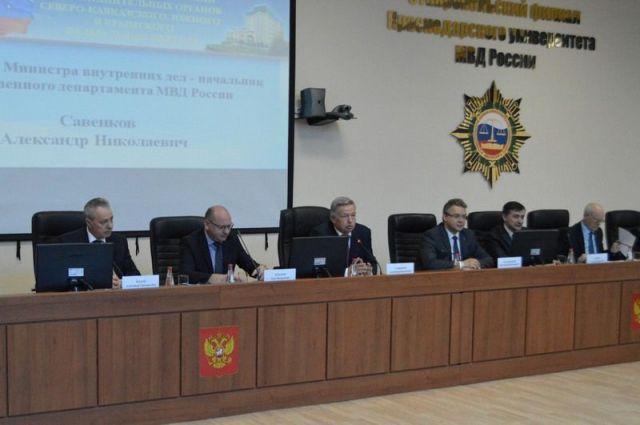 В Ставрополе представители трёх федеральных округов обсудили вопросы финансовой безопасности
