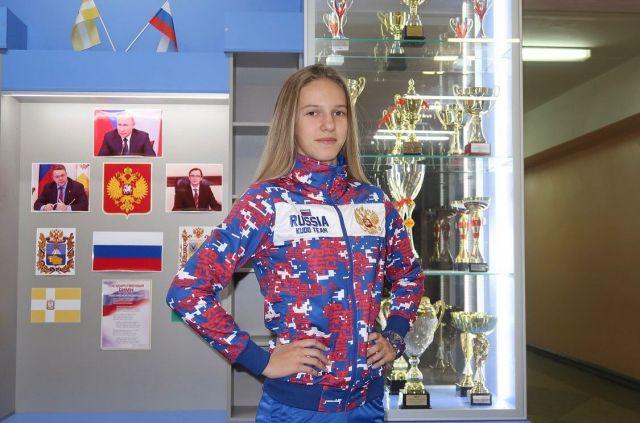 Ставропольчанка отправилась в Японию на чемпионат мира по кудо