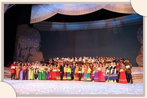 Детский фольклорный ансамбль «Хуторок» стал лауреатом Всероссийского конкурса «Казачий круг»