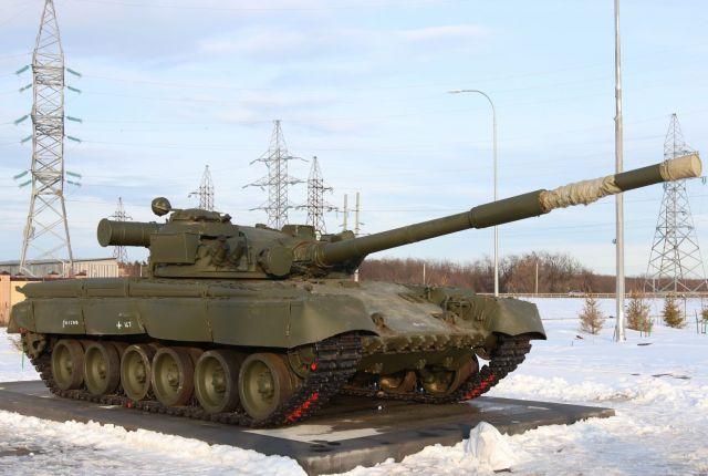 Ставропольский парк «Патриот» пополнился ещё одним экспонатом
