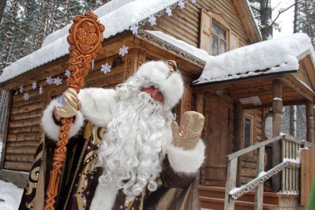 В Ставрополе откроется резиденция Деда Мороза