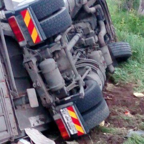 В аварии под Великим Новгородом погиб ставропольский дальнобойщик