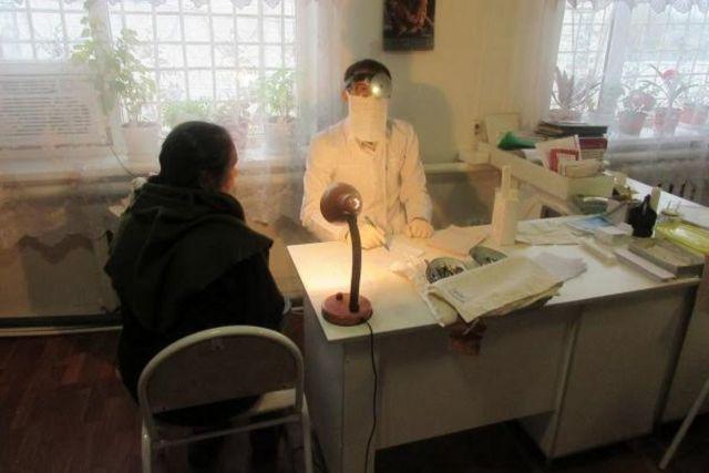 Ставропольские врачи осмотрели более 160 осуждённых женщин исправительной колонии