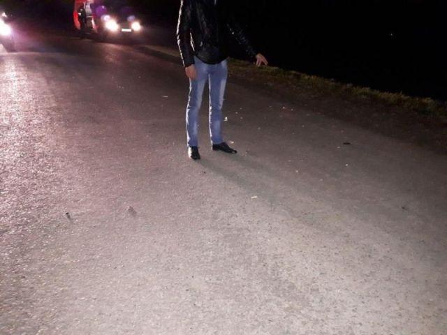На Ставрополье водитель легковушки сбил мужчину и скрылся с места ДТП
