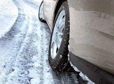 С 1 января 2015 года управлять автомобилем зимой будет разрешено только на «зимней резине»