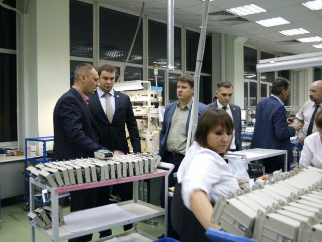 Завод «Энергомера» в Невинномысске получит льготный займ