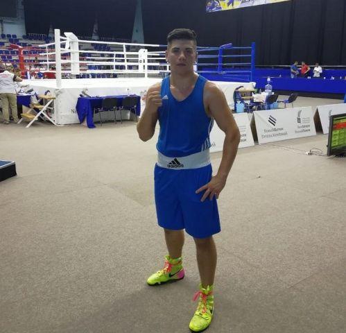 Ессентукский боксёр вошёл в сборную России