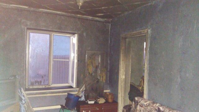 Женщина и ребёнок погибли на Ставрополье во время пожара