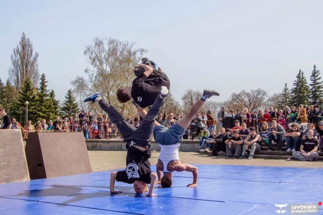 ВСтаврополе назвали имена победителей Всероссийского фестиваля воркаута, хип-хопа ифрирана MIXBattle