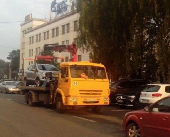 В Ставропольском крае с начала 2016 года на штрафстоянку эвакуировали более 15 тысяч транспортных средств