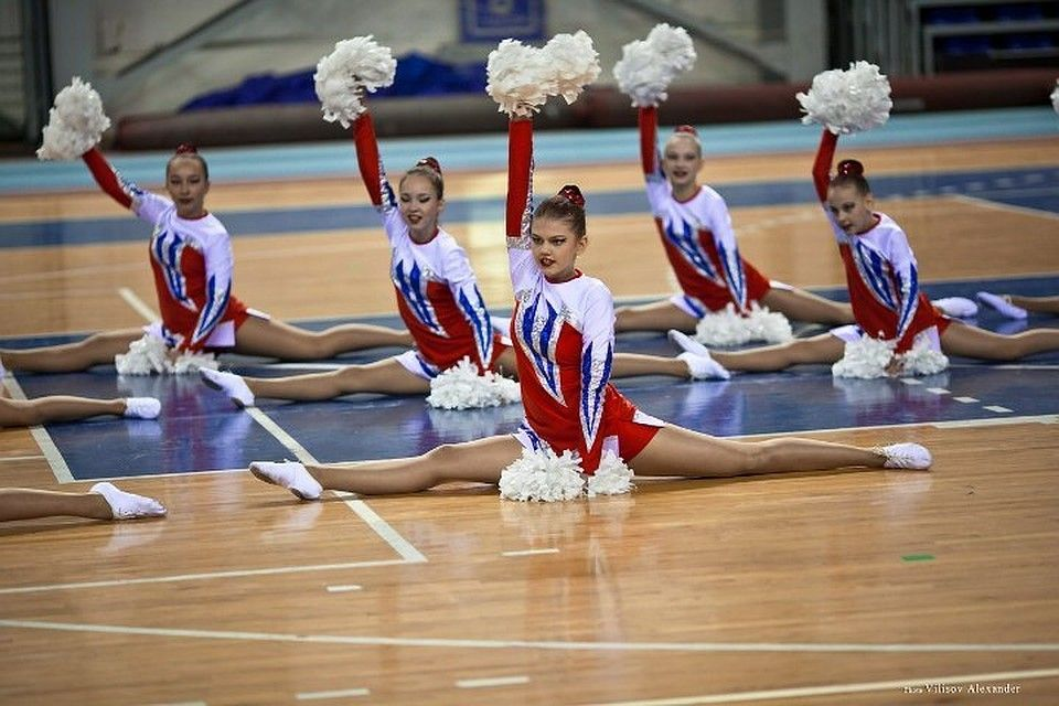 В Кисловодске пройдёт краевой кубок по чир спорту