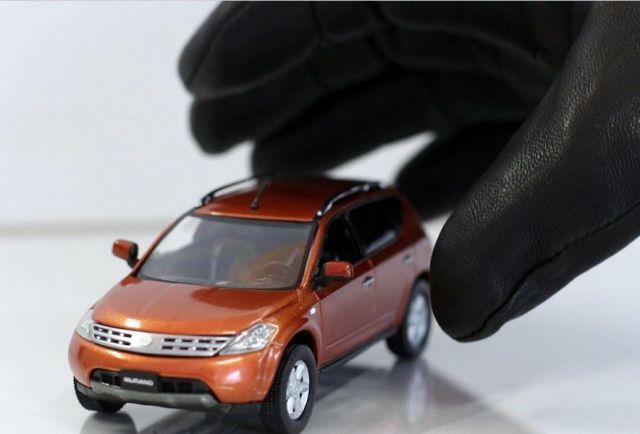 Ставрополец, попав в ДТП, оставил автомобиль и заявил об его угоне