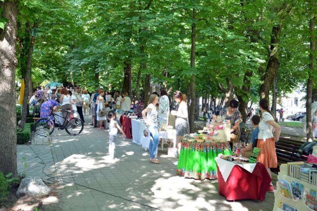 «Город мастеров» готовит для ставропольцев новые сюрпризы