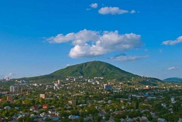 Владимир Владимиров посетил с рабочей поездкой Пятигорск