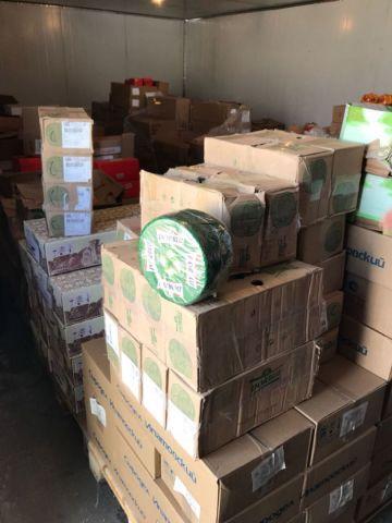 В Пятигорске изъято 150 килограммов санкционного сыра
