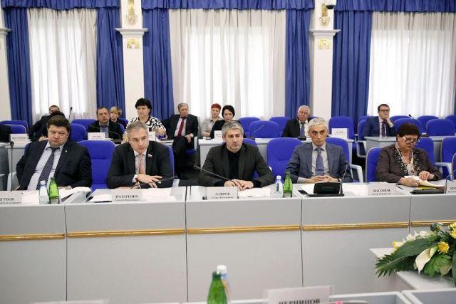 Краевые парламентарии обсудили ход капитального ремонта на Ставрополье