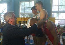 В Ставрополе состоялся международный турнир по акробатике «Звезды прыжков»