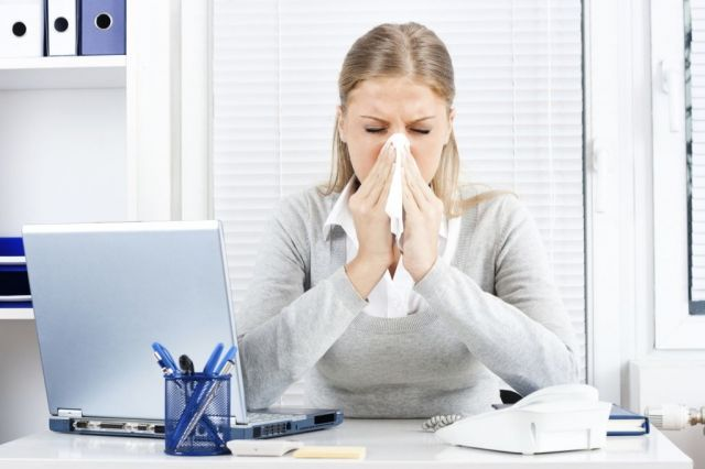 Главный пульмонолог минздрава Ставрополья призывает не выходить на работу больным