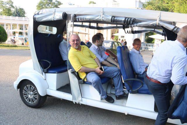 Итальянцы внесут свой вклад в создание внешнего облика городов-курортов КМВ