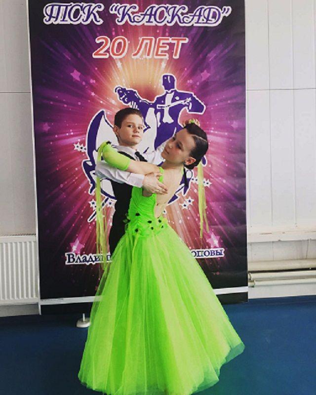 Ставропольские танцоры клуба «Бонус» заняли призовые места на турнире «Кубок Каскада — 2018»