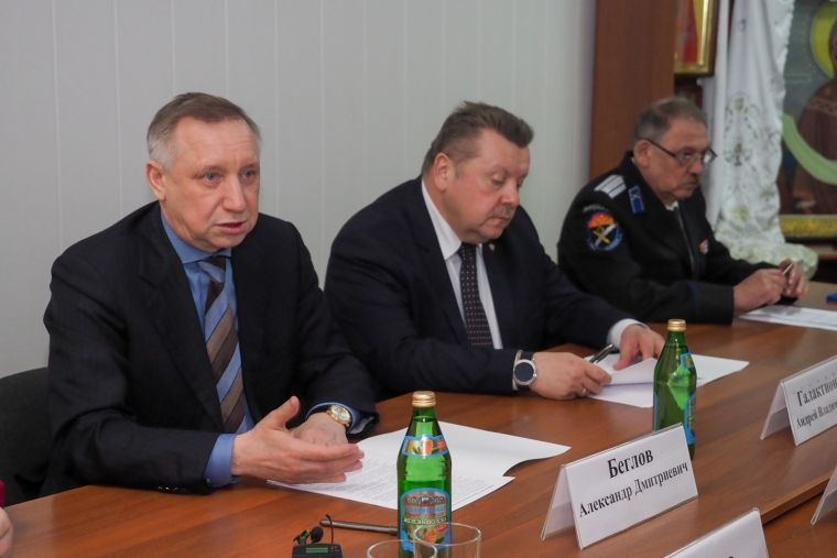 Глава совета по делам казачества при президенте РФ посетил Ставрополье
